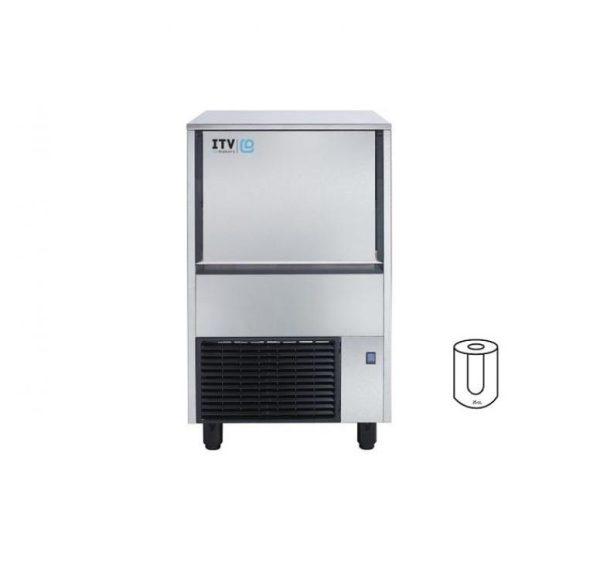 ITV 48kg/24h našumo, antpirščio formos ledo generatorius QUASAR 50CA
