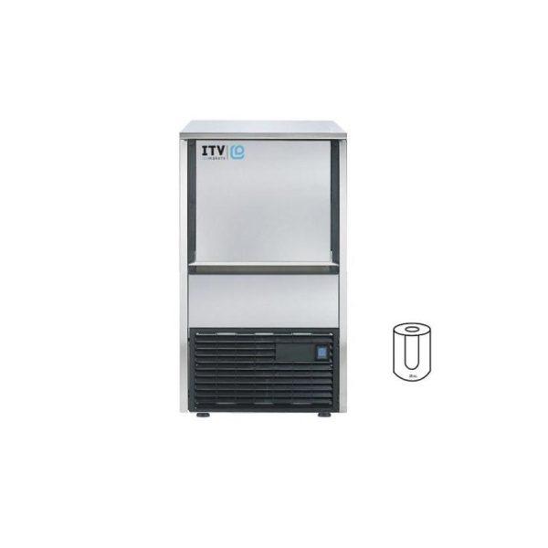 ITV 22kg/24h našumo, antpirščio formos ledo generatorius QUASAR 20CA