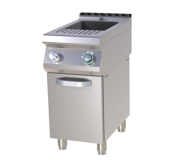 Profi Elektro Nudelkocher mit Wasseranschluss   kW VT E