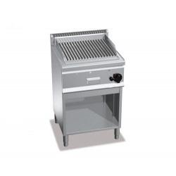 Gas lava rock grill  kW