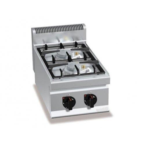 Gas stove burners  kW with pilot flame mario