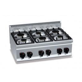 Gas stove burners