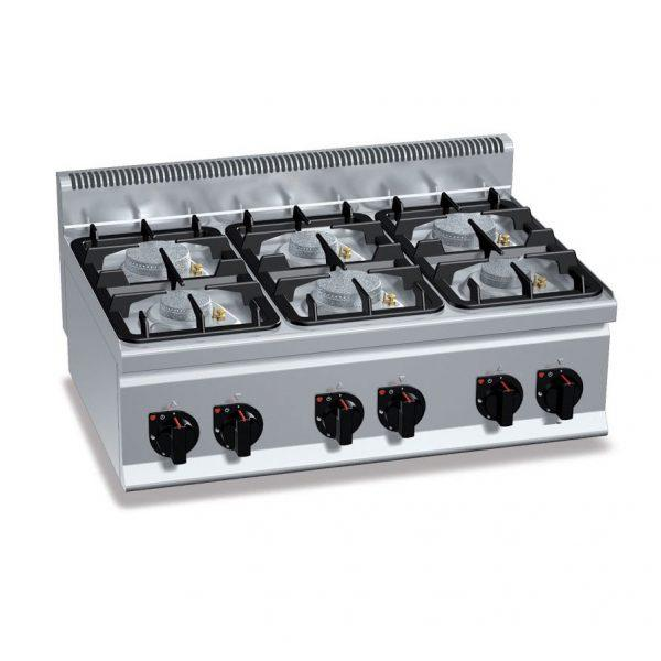 Gas stove burners  kW pilot flame
