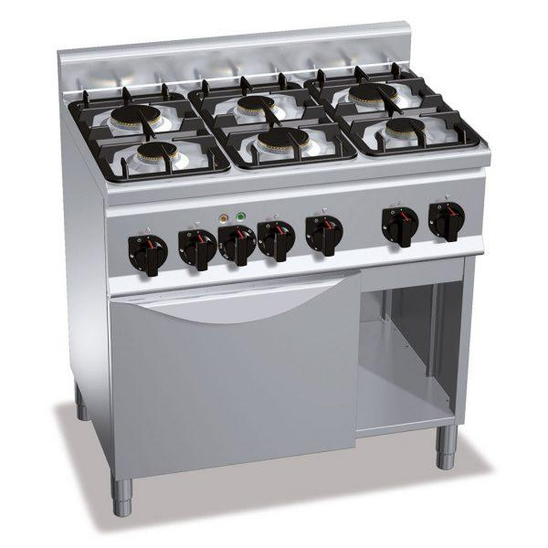 Gas stoveconvection